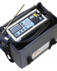 Portable Industrial Flue Gas & Emissions Analyzer E-8500 E-Instruments || Industrial  Gas Analyzer