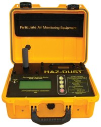 Haz-Dust EPAM-5000 Environmental Particulate Air Monitor || EPAM-5000 || Ready Stock