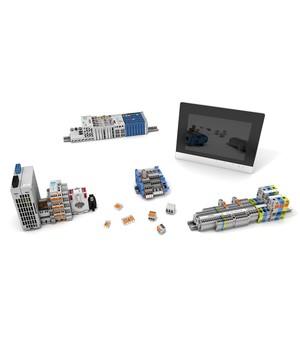 Stock Allen-Bradley/WAGO/Siemens/Leuze