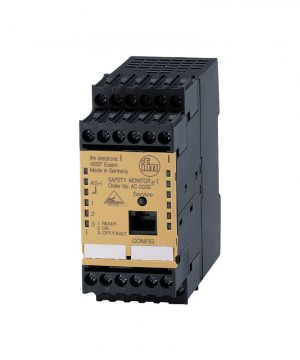 ifm ecomat 300 AC001S | Safety monitor/1 channel