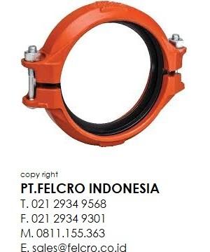 Victaulic |Felcro Indonesia |0811.155.363