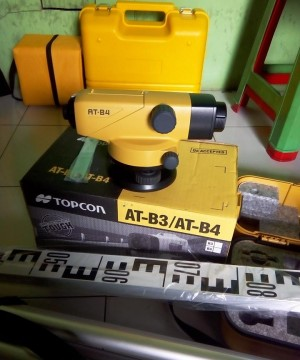 Waterpass Automatic Level Topcon ATB 3A
