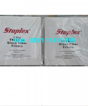 GLASS FIBER FILTERS 8X10 || FILTER STAPLEX