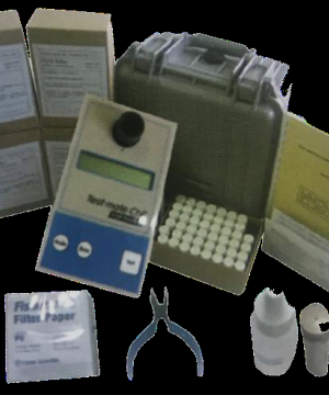 PORTABLE DIGITAL CHOLINESTERASE ANALYSIS-400 TEST MATE CHE