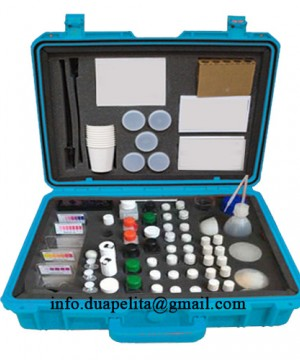 FOOD SAFETY TEST KIT, FOOD SECURITY KIT FSK-11, FOOD TEST KIT, READY STOCK