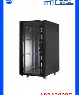Jual Rack Server ABBA-RACK Closed Rack 20U depth 900mm