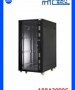 Jual Rack Server ABBA-RACK Closed Rack 20U depth 900mm