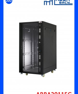Jual Rack Server ABBA-RACK Closed Rack 20U depth 1150mm