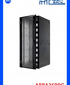 Jual Rack Server ABBA-RACK Closed Rack 36U depth 900mm