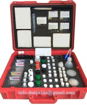 FOOD SANITATION KIT FST-14 | JUAL FOOD SANITATION KIT, FOOD SANITASI KIT FST-14