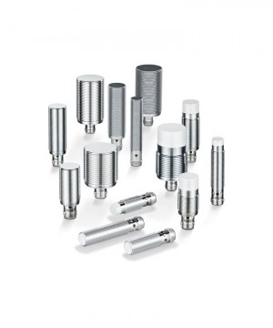 ifm Inductive sensors - Constant sensing range on all metals