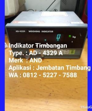 INDIKATOR  AD - 4329 A MERK AND