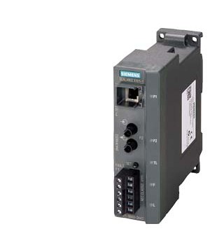 SIEMENS 6GK5101-1BB00-2AA3 | SCALANCE X-100 unmanaged media