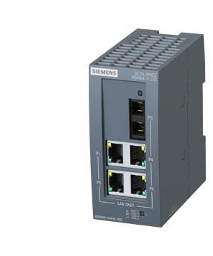 SIEMENS 6GK5004-1GM10-1AB2 | SCALANCE XB-000 unmanaged