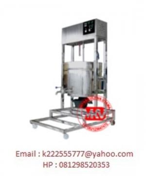 Mesin Potong + Saring Keju