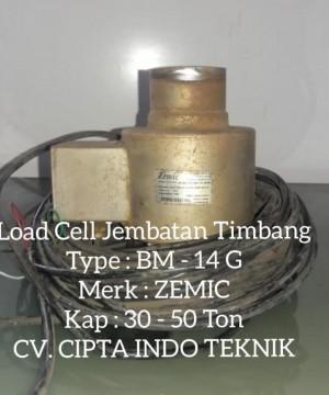 LOADCELL ZEMIC BM 14G 30 TON -