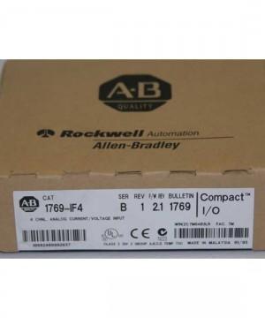 ALLEN BRADLEY PLC 1769-IF4