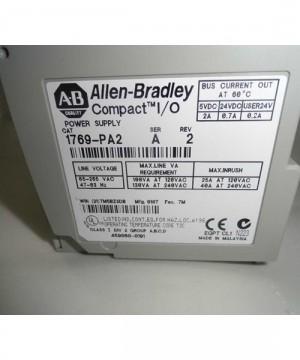ALLEN BRADLEY PLC 1769-PA2