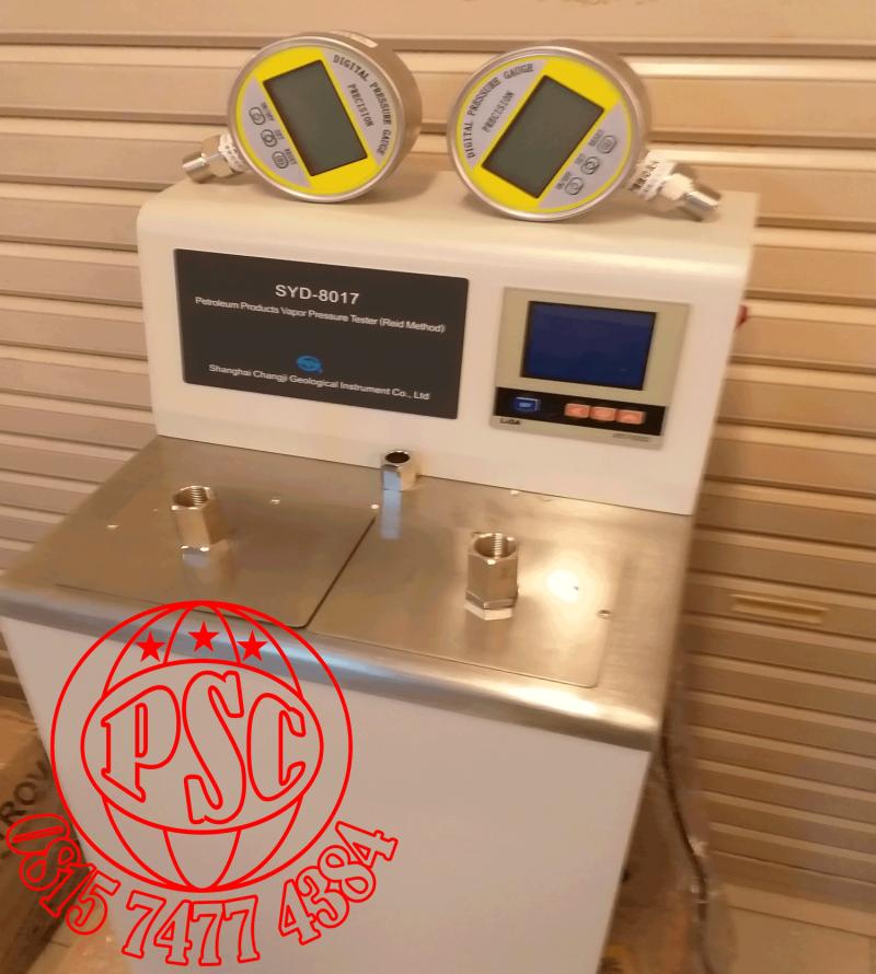 Petroleum-Vapor-Pressure-Tester-Reid-Method-SYD-8017-P