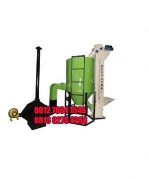 Mesin Pengering Jagung ( Vertical Dryer)750 Kg/Batch
