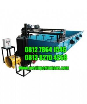 Mesin Box Dryer Kap. 3000-4000 Kg/Proses Dengan Pengaduk