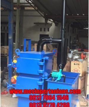 Incinerator Kapasitas 5kg/batch
