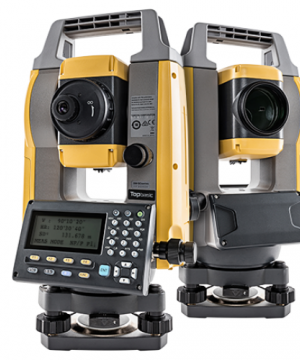 TOTAL STATION TOPCON GM-50 SERIES
