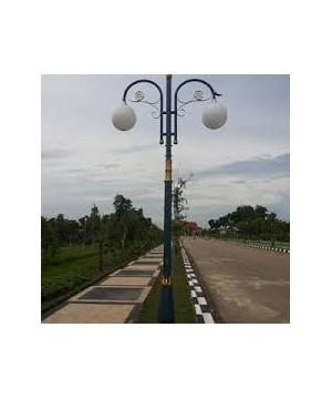 jasa import tiang lampu