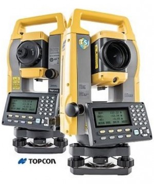 TOTAL STATION TOPCON GM-100 SERIES