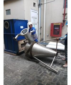 Mesin Incinerator Kapasitas 15 Kg