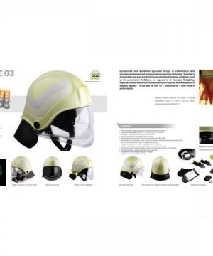 Helm Pemadam PAB