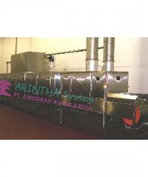 Oven Heating System Conveyor Oven Conveyor Pemanas
