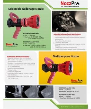 Nozzle Gun Nozzpro