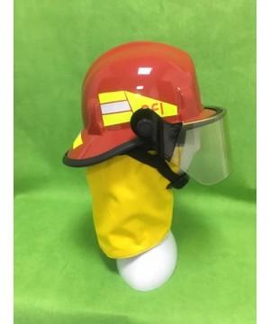 Helm Pemadam American Style