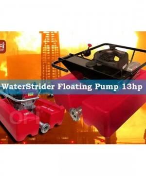 Pompa Apung Honda GXV 390 Water Strider 13hp
