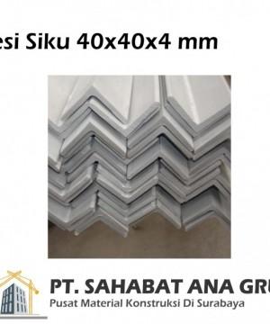 Besi Siku 40x40x4 mm