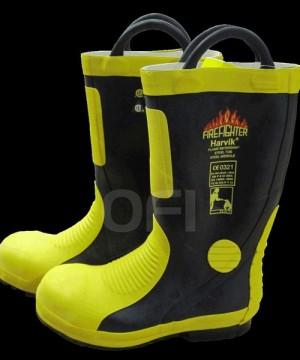 SEPATU SAFETY HARVICK FIREMAN BOATS