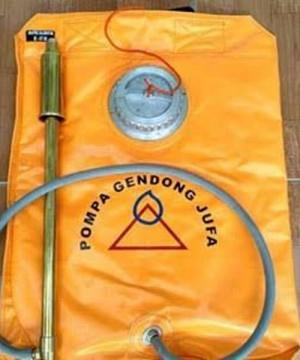 Pompa Punggung Jufa 15 Ltr
