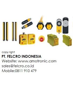 Jual Pilz safety relay PNOZ | PT. FELCRO INDONESIA