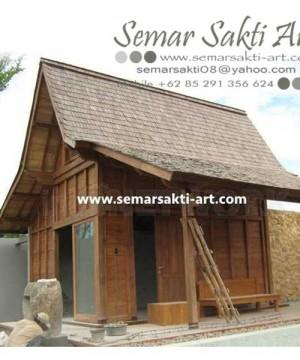 Rumah Kayu Bungalow