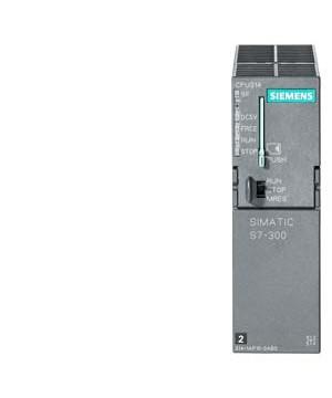 JUAL SIEMENS 6ES7314-1AG14-0AB0 Standard CPUs CPU 314