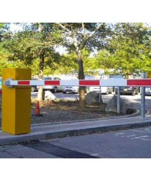 Palang Pintu Portal Parkir BARRIER Gate