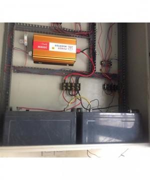 Baterai Gell VRLA Untuk Solar Cell Dan UPS