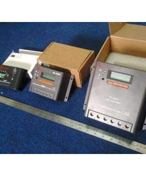 Controller Charger Solar Cell Malang