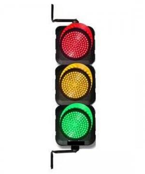Lampu Lalu Lintas Traffic Light Malang