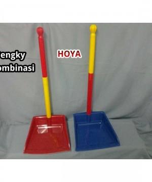 Serok Sampah Plastik Atau Pengki Gagang Plastik Merk Hoya