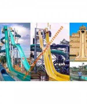 Kontraktor Waterpark Freefall Plus Waterslide 3