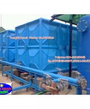 Tangki Panel Fiberglass | Roof Tank | Tangki Air | Tangki SPBU | Tangki Kimia |