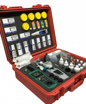 Digital Sanitarian Kit For Puskesmas | SANPUS DS-1801 | SANITARIAN KIT | EKATALOG | INDONESIA