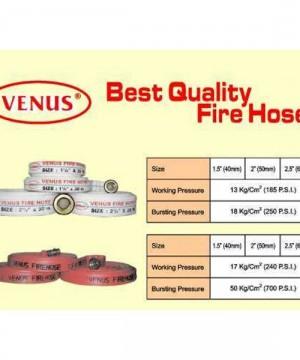 FIRE HOSE VENUS | SELANG PEMADAM VENUS
